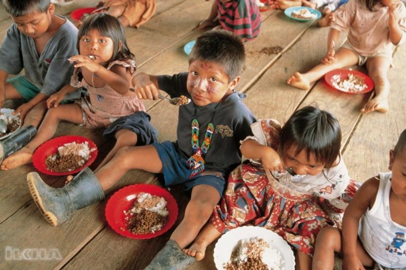 56 milyon kişi acil gıda yardımına muhtaç