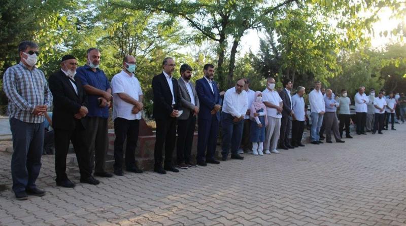 6-8 Ekim Şehitleri Kurban Bayramı'nda yine unutulmadı