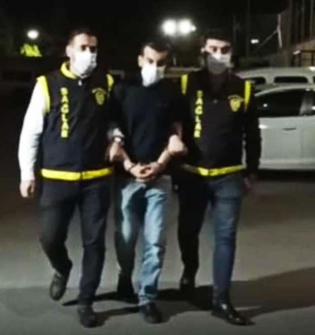 7 ayrı suçtan aranan şahıs Diyarbakır'da  yakalandı