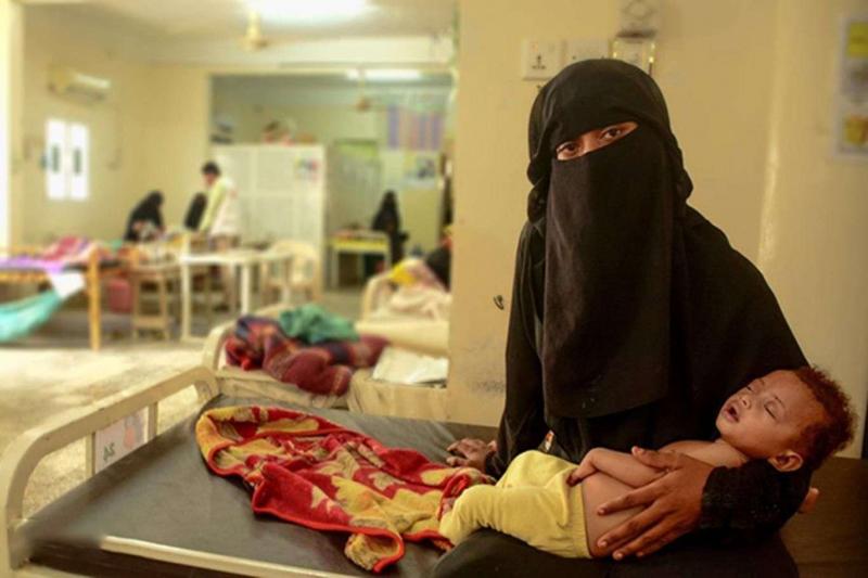 BM: Yemen'de çocuk olmak