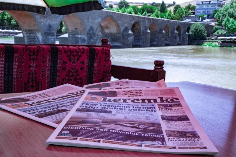 """DBB'nin """"Keremke"""" adlı aylık haber bülteninin ilk sayısı çıktı"""