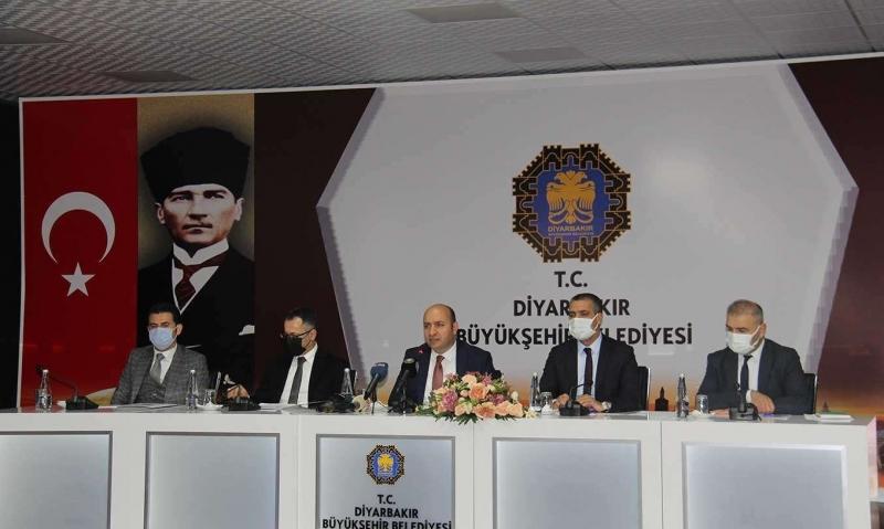 Diyarbakır Büyükşehir ve ilçe belediyelerine 423 personel alınacak