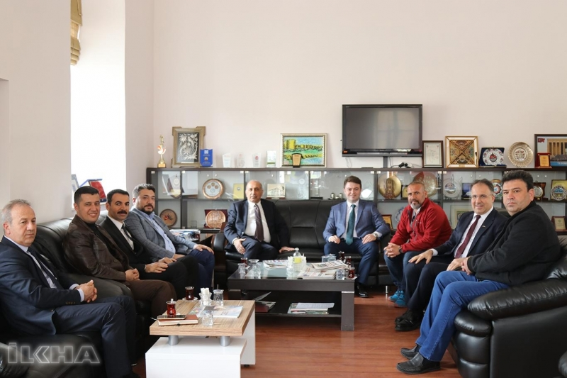 Diyarbakır-Erbil uçuşları newroz günü başlıyor