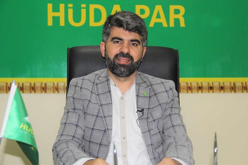 Diyarbakır İl Başkanı Dinç: Şeyh Sait İslam'ı temsil eden bir davetçidir