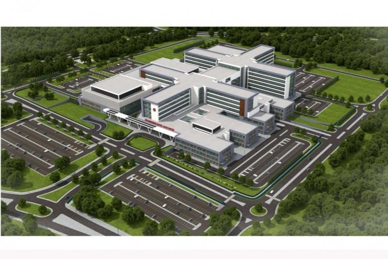 Diyarbakır Şehir Hastanesi ihalesi yapıldı