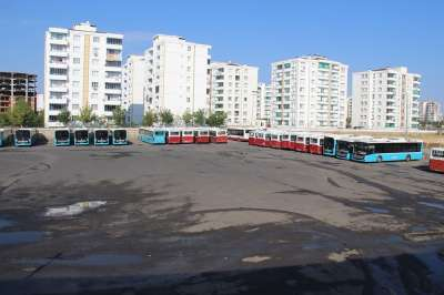 Diyarbakır'da 15 Temmuz'da toplu taşımalar ücretsiz olacak