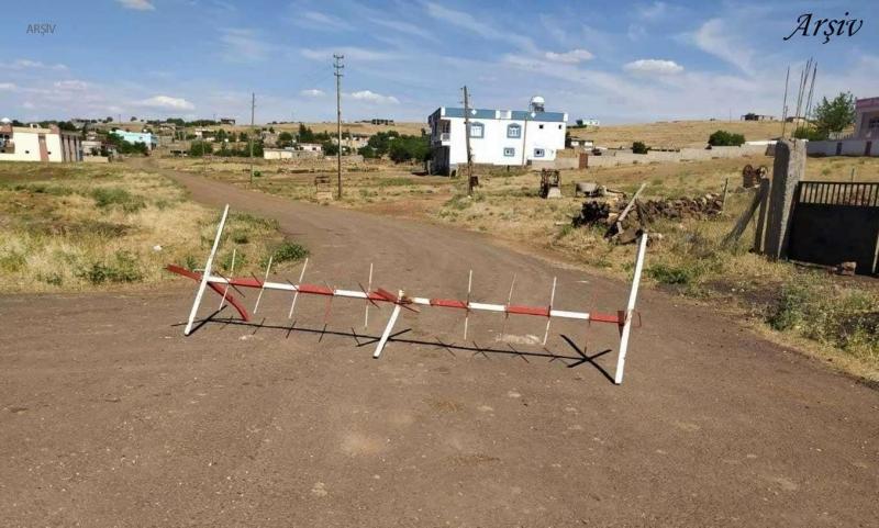 Diyarbakır'da 2 mahalle karantinaya alındı