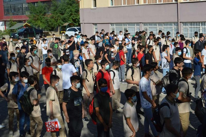 Diyarbakır'da ders saat süresi 30 dakikaya düşürüldü