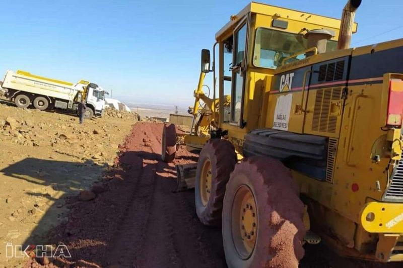 Kırsal yerleşim alanlarına yönelik çalışmalar devam ediyor