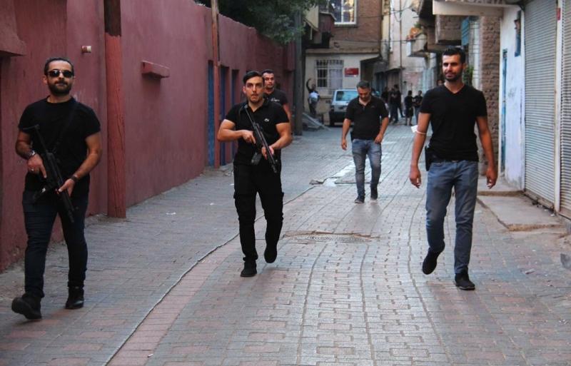Diyarbakır'da 'Narko Alan' projesi başlatıldı