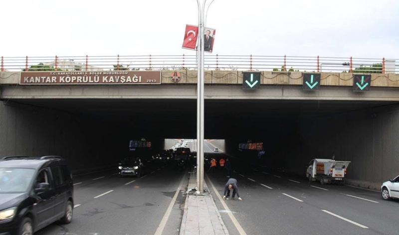 Diyarbakır'da zincirleme trafik kazası: 1'i ağır 6 yaralı