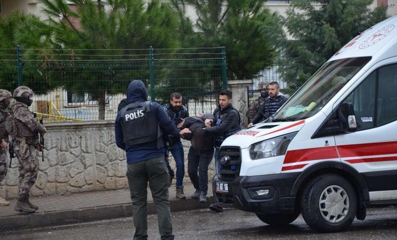 Diyarbakır'daki rehine krizi soruşturmasında 4 kişi tutuklandı