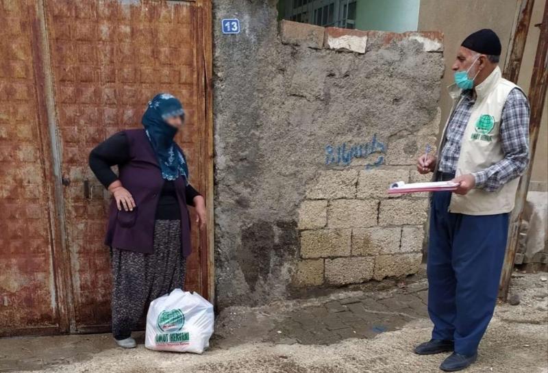 Ergani Umut Kervanı Ramazan ayı faaliyet raporunu açıkladı
