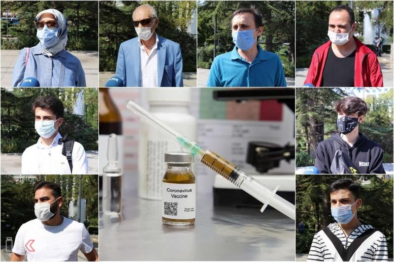 Halk piyasaya çıkacak Coronavirus aşısına güveniyor mu?