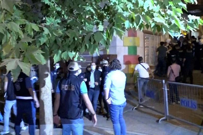 HDP'li yöneticiler hakkında hazırlanan iddianame kabul edildi