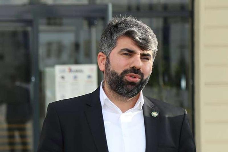 HÜDA PAR Diyarbakır İl Başkanı Dinç'ten 'fetih' mesajı