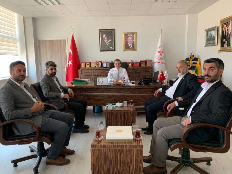 HÜDA PAR Diyarbakır'ın sağlık sorunlarına ilişkin rapor paylaştı
