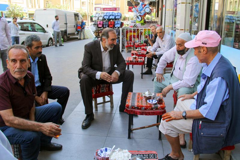 HÜDA PAR Genel Başkan Yardımcısı Yılmaz: Kriz nedeniyle vatandaş ilaç dahi alamıyor!