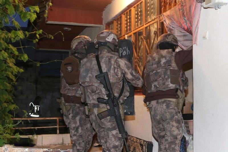 İstanbul ve Diyarbakır'da PKK operasyonu: 21 gözaltı