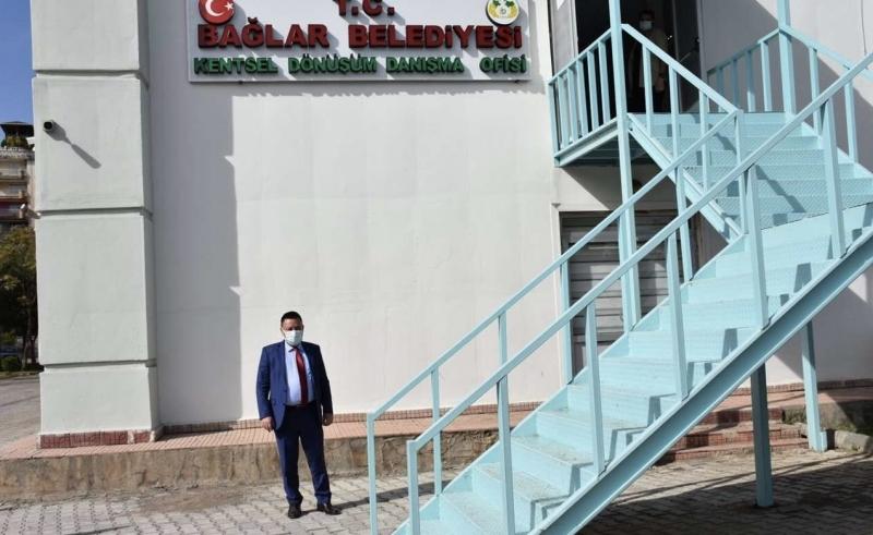 Kentsel Dönüşüm İrtibat Bürosu açıldı