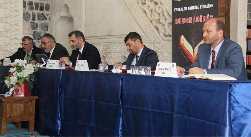 Kur'an-ı Kerim Hafızlık Yarışması finali Diyarbakır'da yapıldı