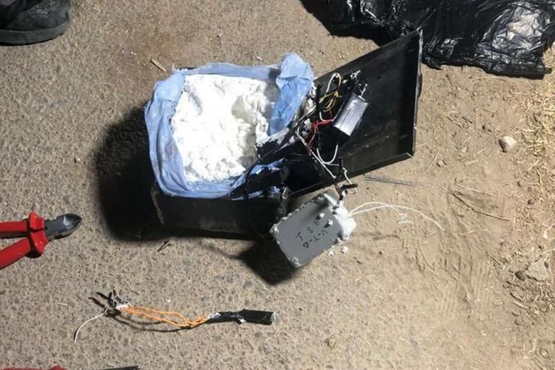 Mardin'de C4 patlayıcı ele geçirildi: 3 gözaltı