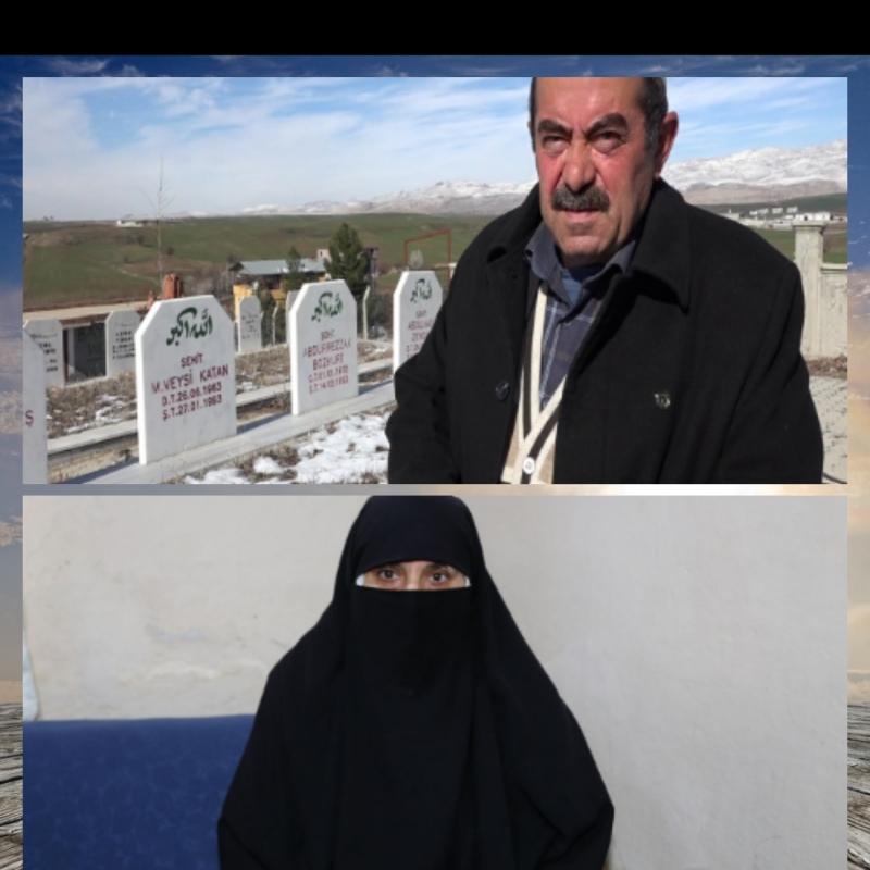 Mehmet Veysi Katan şehadetinin yıldönümünde unutulmadı