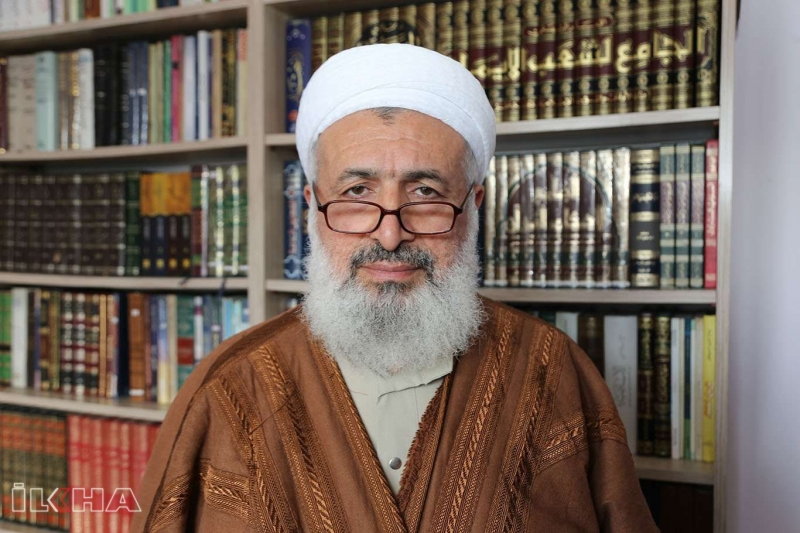 Molla Beşir Varol'dan Yunan Başpiskopos'a 'İslam dini' tepkisi