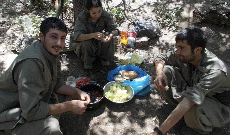 PKK operasyonunda yakalanan 4 kişi tutuklandı