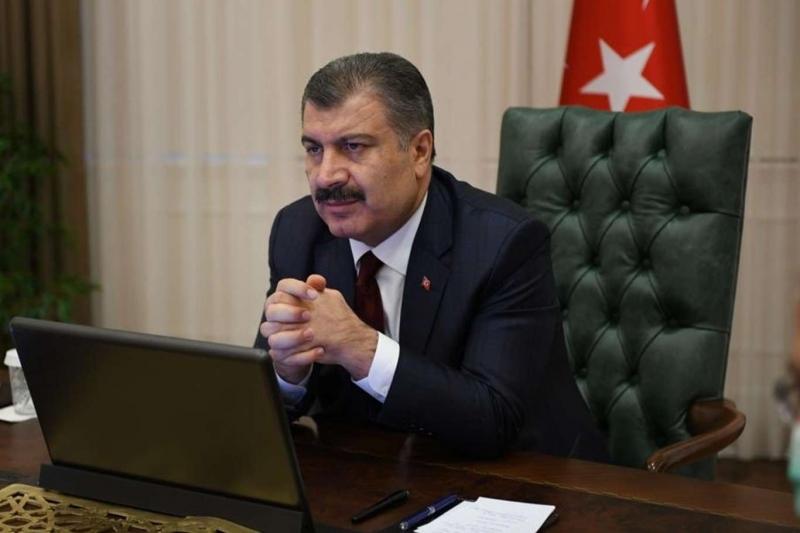 Sağlık Bakanı Koca: Aktif hasta sayımız da ağır hasta sayımız da artmaya devam ediyor