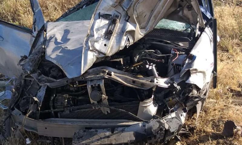 Siverek- Diyarbakır kara yolunda trafik kazası: 8 aylık bebek vefat etti