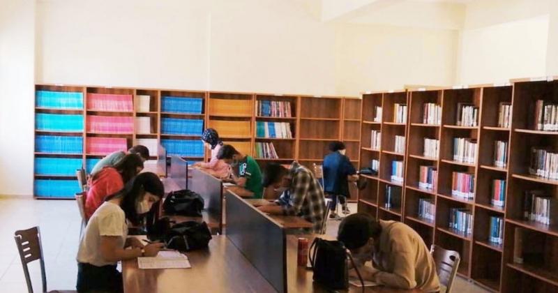 Ücretsiz eğitim merkezi öğrencilerin hayallerini gerçekleştiriyor