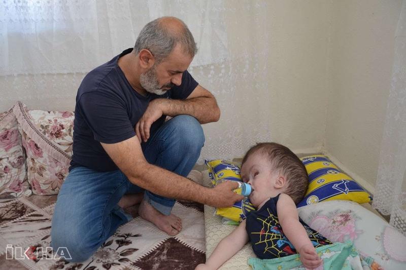 Umut Kervanı'ndan minik Yakup için destek çağrısı
