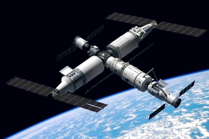 Uzaya gönderilen 22 tonluk roket Türkiye'ye düşebilir