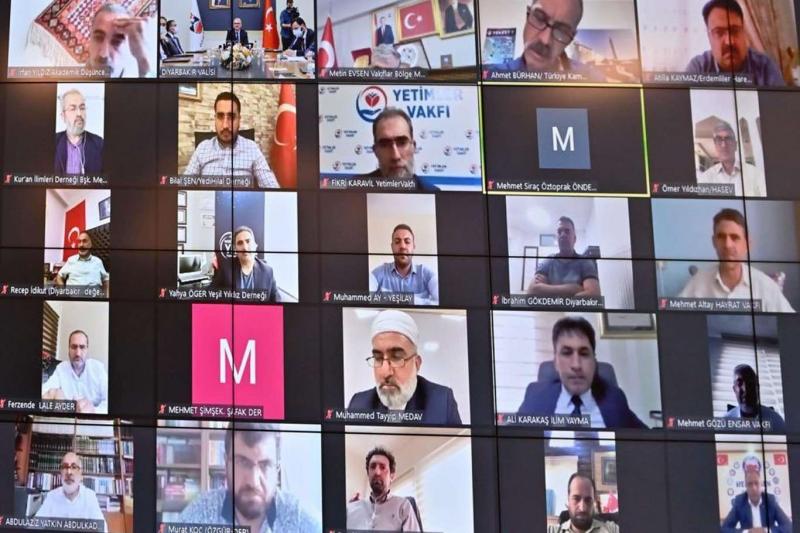 Vali Karaloğlu: Fetih etkinliklerinde Diyarbakır semalarında gösteri uçuşları düzenlenecek