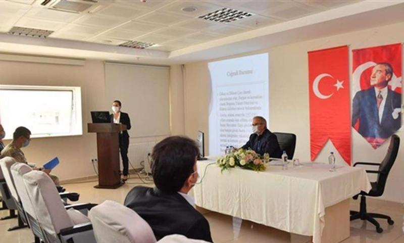 Vali Karaloğlu: Zerzevan Kalesi, Çınar'ın en büyük tanıtım aracı olacak