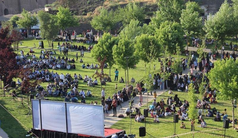 Diyarbakır fethinin 1382'nci yıldönümünde yad edildi