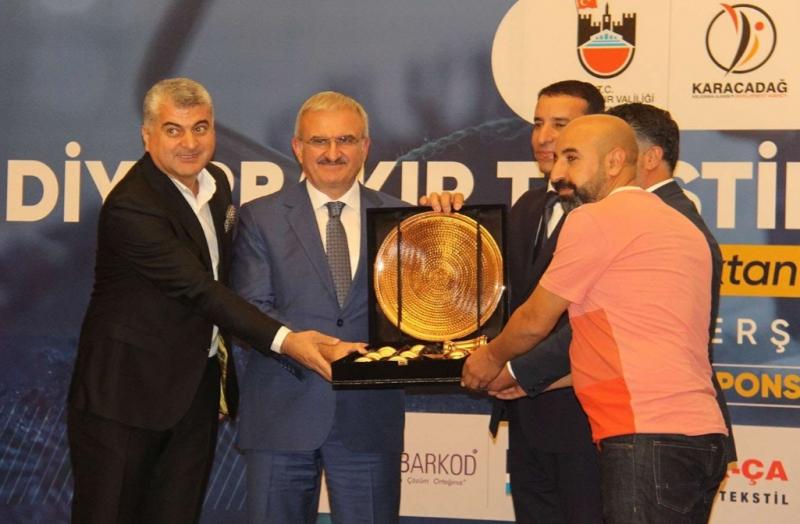Diyarbakır Valisi Karaloğlu: Diyarbakır pamuk üretiminde Türkiye'de 3'üncü sırada